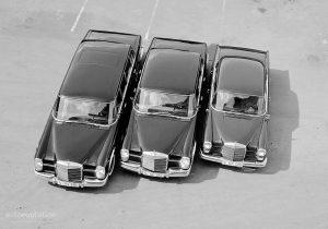 مرسدس بنز 600، تندیسی از سالهای دور - اجاره خودرو - 1