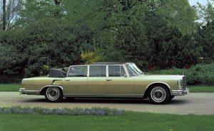 مرسدس بنز 600، تندیسی از سالهای دور - اجاره خودرو - 2