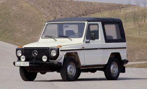 مرسدسبنز جی-واگن؛ از نمونه اولیه چوبی تا یک مدل نمادین - اجاره خودرو - 0