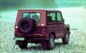 مرسدسبنز جی-واگن؛ از نمونه اولیه چوبی تا یک مدل نمادین - اجاره خودرو - 5
