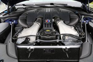 آلپینا B7 بایتوربو، سریعترین سدان دنیا - اجاره خودرو - 1