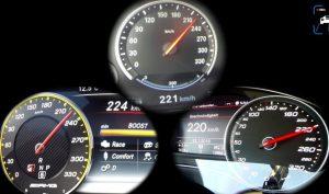 نبرد هایپرسدانها: شاخبهشاخ E63 S، M5 و RS7 - اجاره خودرو - 4