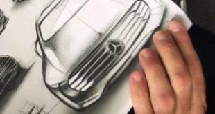 سورپرایز بزرگ مرسدس برای پبل بیچ - اجاره خودرو