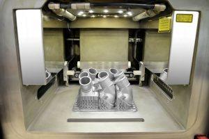 اولین پرینت سهبعدی فلزی توسط مرسدس بنز - اجاره خودرو - 1