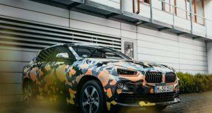 انتشار اولین تصاویر رسمی از بامو X2 - اجاره خودرو