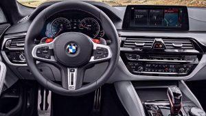افشای تصاویر نسل جدید بامو M5 پیش از رونمایی رسمی - اجاره خودرو - 2
