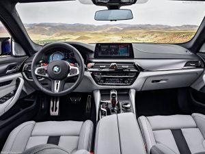 هیولایی از باواریا، معرفی رسمی نسل جدید بامو M5 - اجاره خودرو - 7