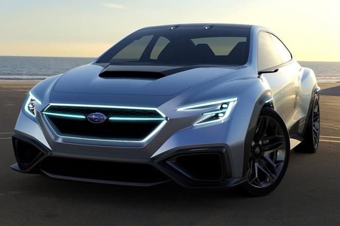 خودروی مفهومی سوبارو-اجاره خودرو-اجاره ماشین