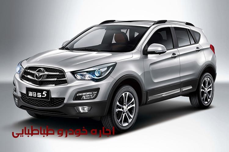 هایما S5 توربو توسط ایران خودرو رو نمایی شد