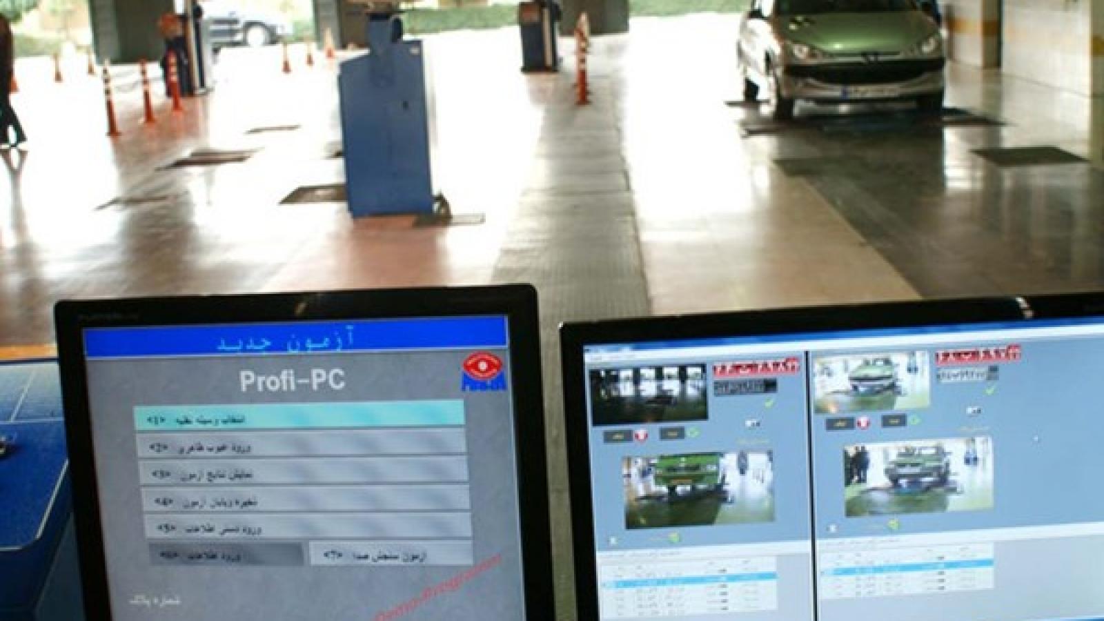 تشدید برخورد با خودروهای فاقد معاینه فنی - اجاره خودرو طباطبایی