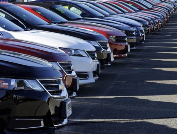 کاهش پیشبینی فروش در بازار آمریکا - اجاره خودرو طباطبایی