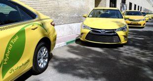 افزایش ورود تاکسیهای هیبریدی به پایتخت تا 2 ماه آینده - اجاره خودرو طباطبایی