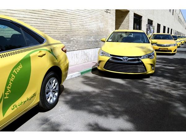 نوسازی ناوگان تاکسیرانی شهر ارومیه با تسهیلات و امکانات ویژه - اجاره خودرو طباطبایی