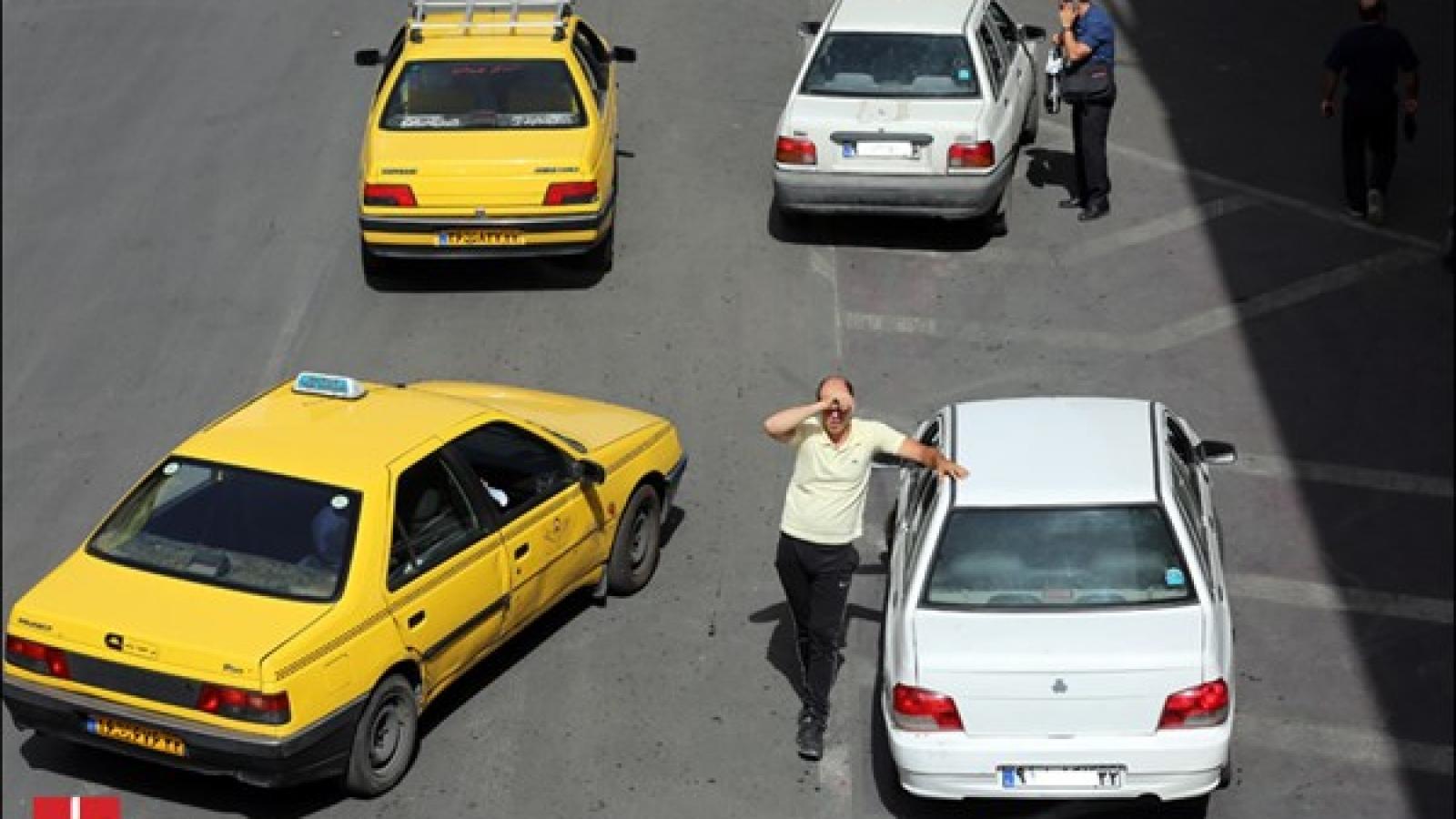 اجرای طرح برخورد با مسافربرهای شخصی - اجاره خودرو طباطبایی