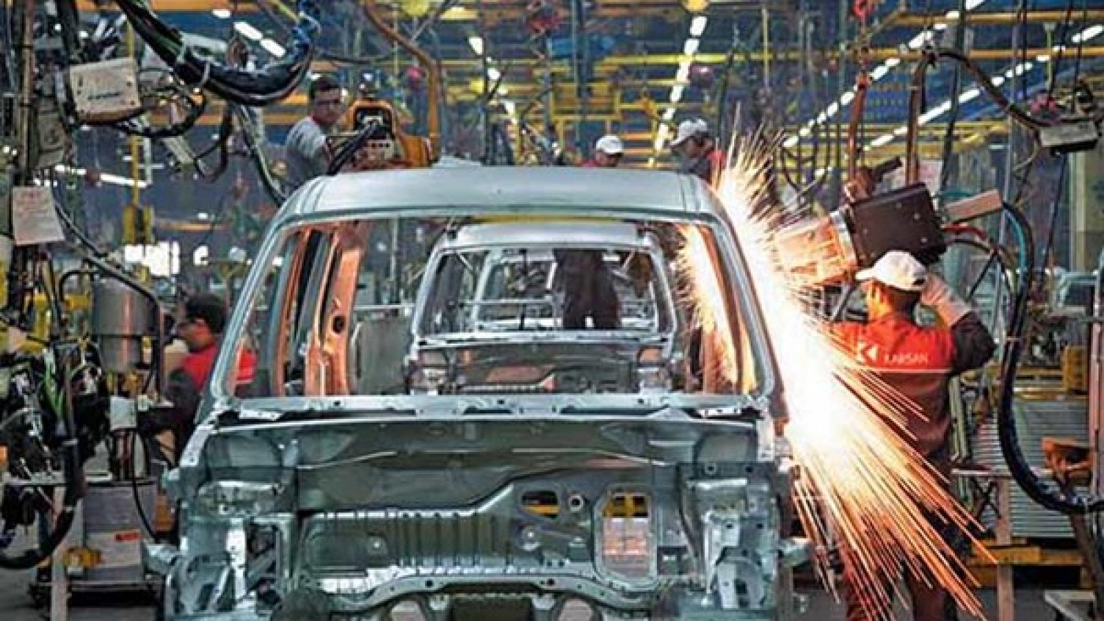 ازسرگیری همکاری با خودروسازان بزرگ خارجی - اجاره خودرو طباطبایی