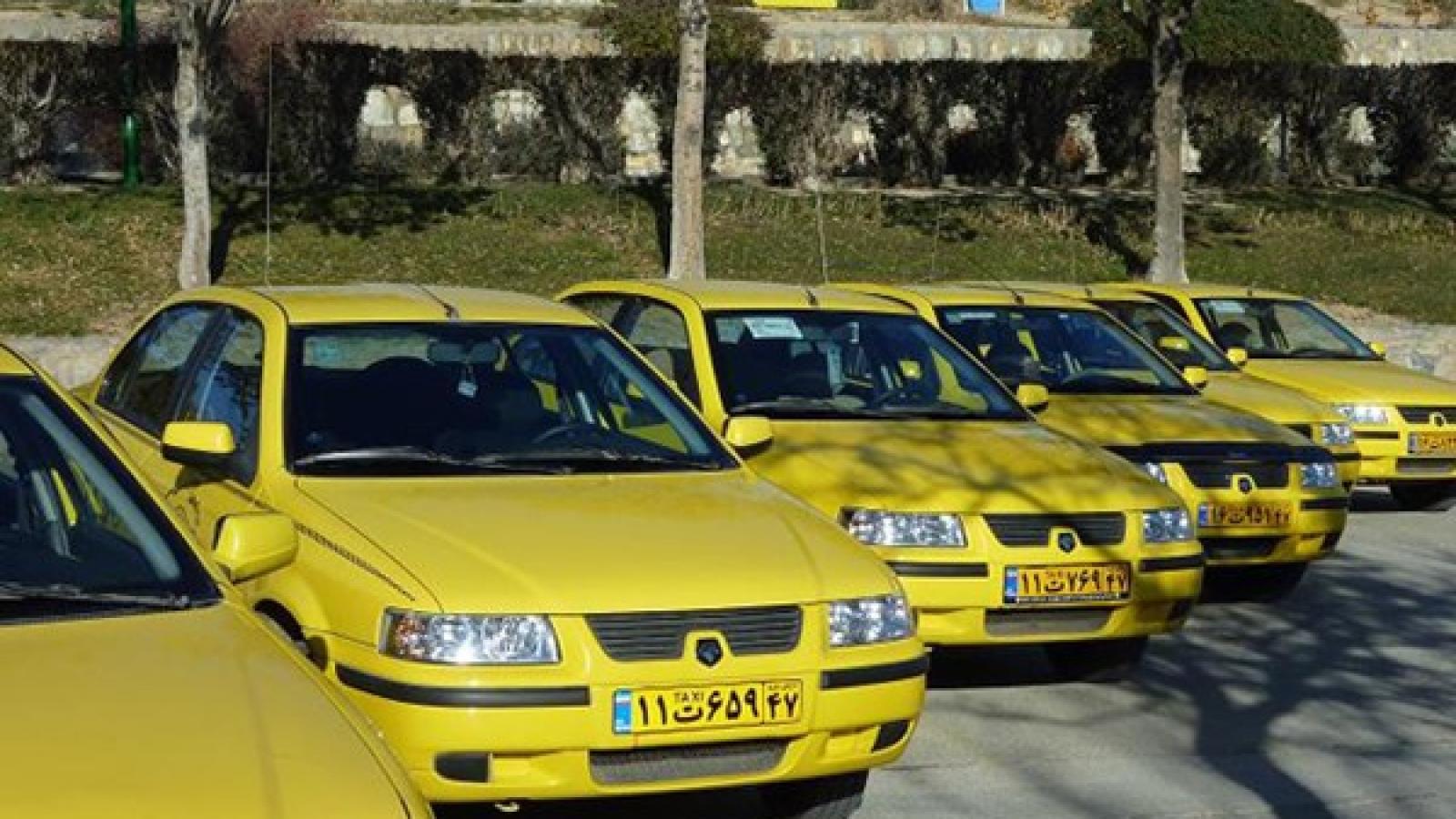 بیش از 5 هزار راننده تاکسی با خط سفید آشنا شدند - اجاره خودرو طباطبایی