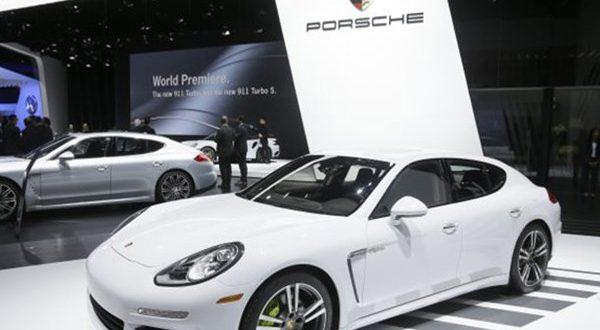 پورشه در نمایشگاه خودرو دیترویت 2017 شرکت نمی کند - اجاره خودرو طباطبایی