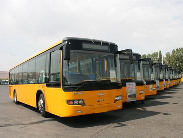 90 درصد ناوگان اتوبوسرانی قم در اختیار بخش خصوصی قرار گرفت - اجاره خودرو طباطبایی