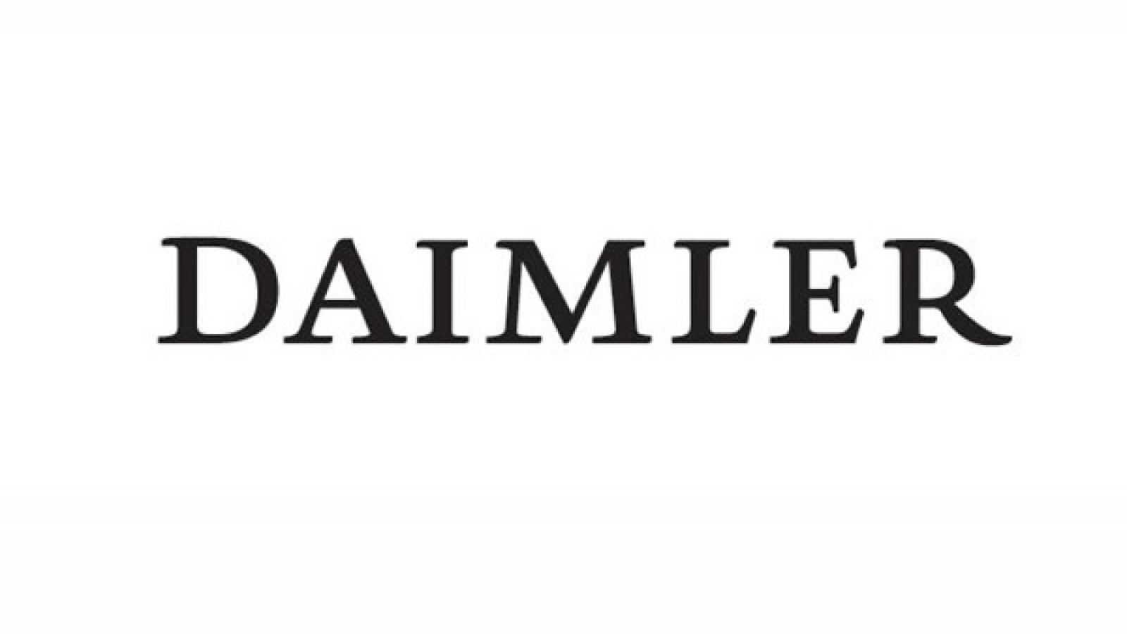 پیشدستی دایملر برای اجتناب از توقف تولید - اجاره خودرو طباطبایی