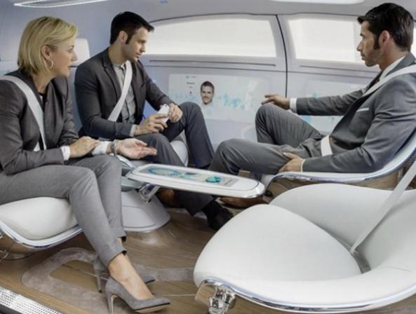 تمایل بیشتر دارندگان خودروهای لوکس به استفاده از فناوری خودران - اجاره خودرو طباطبایی