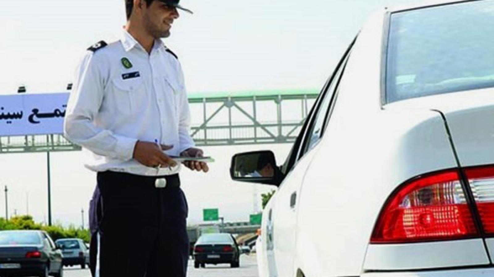 برخورد جدی پلیس با خودروهای عامل ایجاد آلودگی صوتی - اجاره خودرو طباطبایی