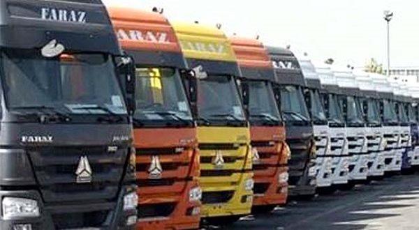افزایش تولید کامیون در کشور - اجاره خودرو طباطبایی