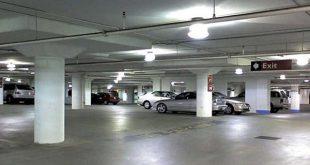 ساخت پارکینگ طبقاتی در منطقه 8 - اجاره خودرو طباطبایی