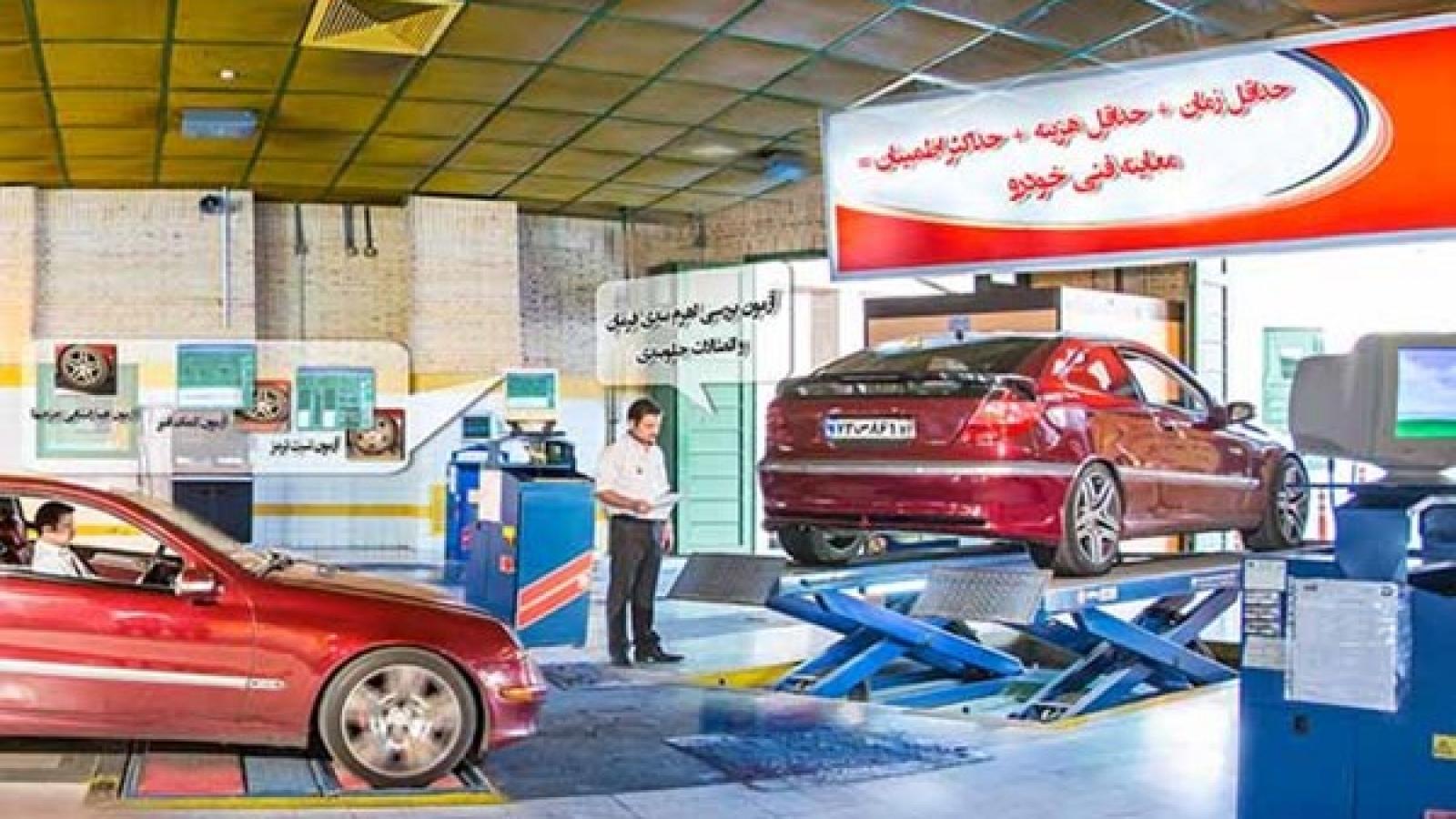 تغییر در روند معاینه فنی طبق ابلاغیه وزارت کشور - اجاره خودرو طباطبایی