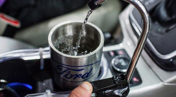فورد از سیستم تهویه خودرو، آب آشامیدنی تولید میکند - اجاره خودرو طباطبایی