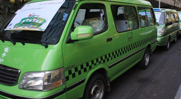 ثبت نام 107 راننده تاکسی برای دریافت مجوز سرویس - اجاره خودرو طباطبایی
