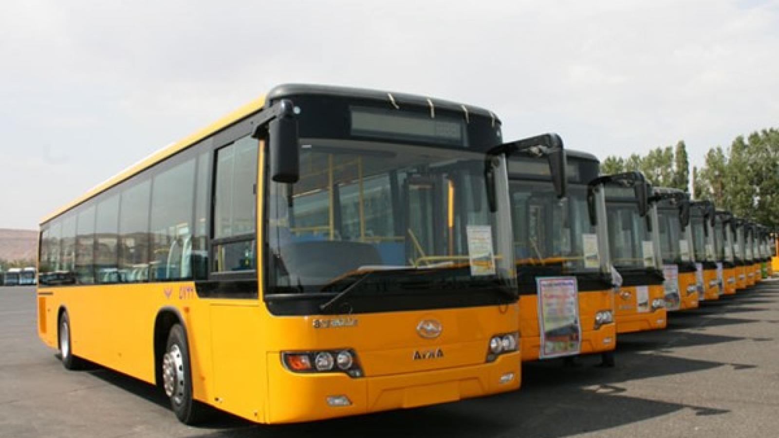 توسعه ناوگان اتوبوسرانی کشور نیازمند اختصاص منابع کلان توسط دولت است - اجاره خودرو طباطبایی
