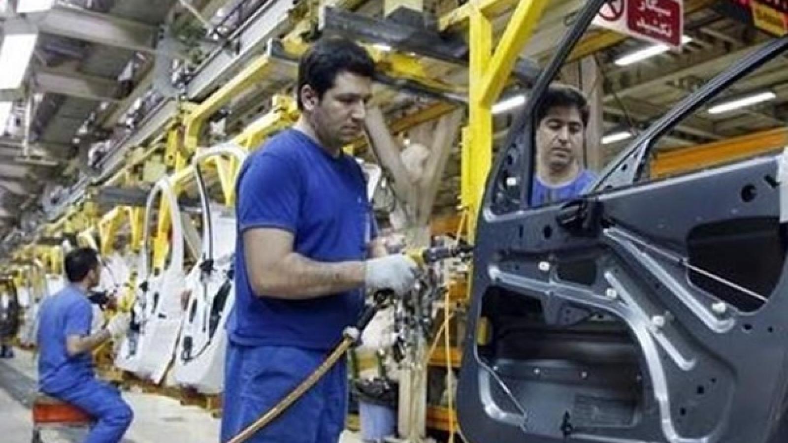 صد میلیون دلار سرمایه گذاری برای تولید قالب محصولات جدید در ایران خودرو - اجاره خودرو طباطبایی