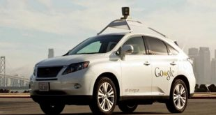 تصادف خودرویی که به سیستم رانندگی خودکار گوگل مجهز بود! - اجاره خودرو طباطبایی
