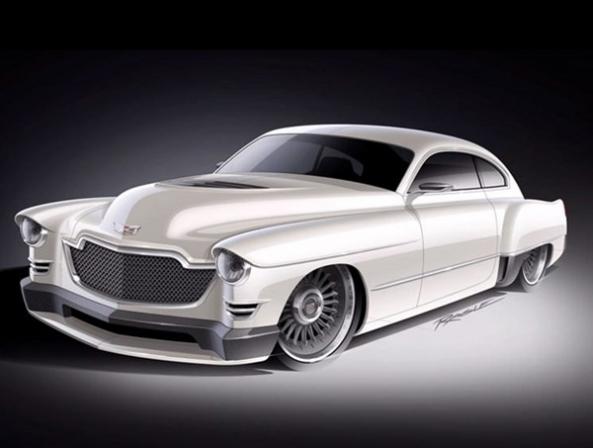 خودروهای Ringbrothers در نمایشگاه SEMA حاضر میشوند - اجاره خودرو طباطبایی