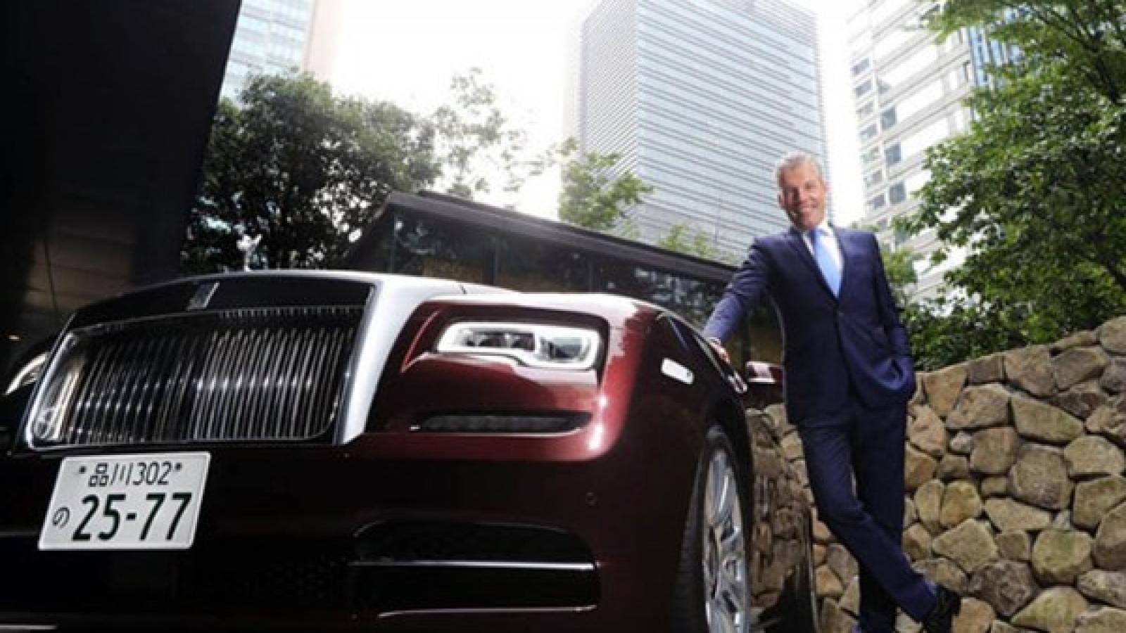 افزایش تعداد نمایندگیهای رولزرویس در ژاپن - اجاره خودرو طباطبایی