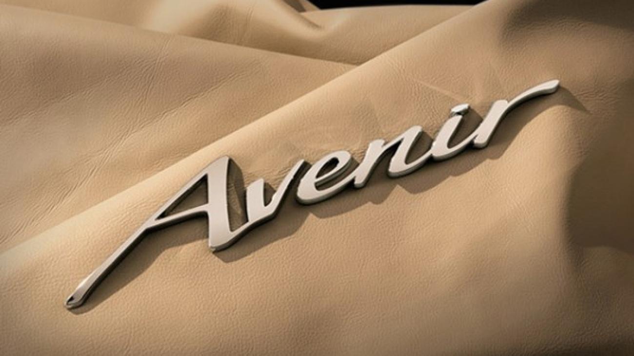 آغاز فعالیت Avenir، برند لوکس بیوک - اجاره خودرو طباطبایی