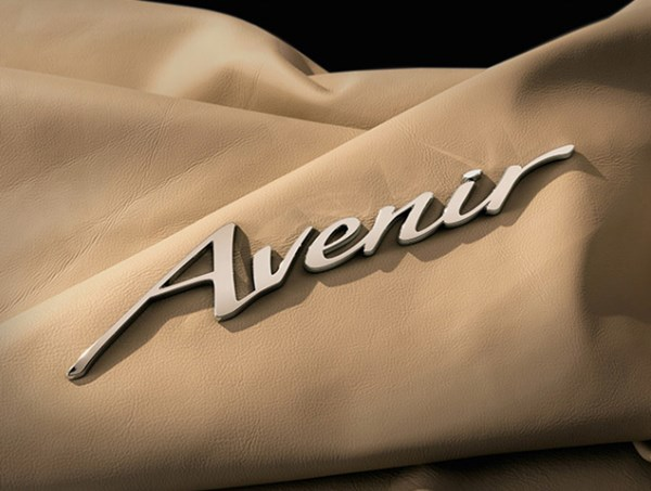 آغاز فعالیت Avenir، برند لوکس بیوک