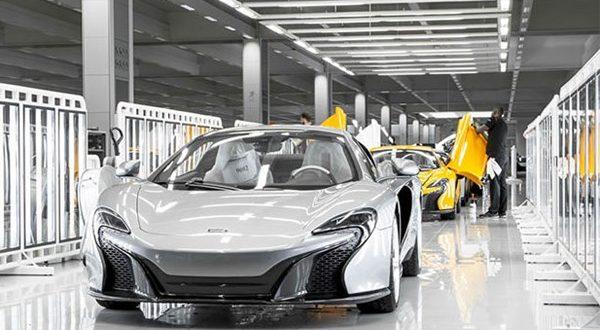 مک لارن دپارتمان های شخصی سازی و موتوراسپورت را ادغام میکند - اجاره خودرو طباطبایی