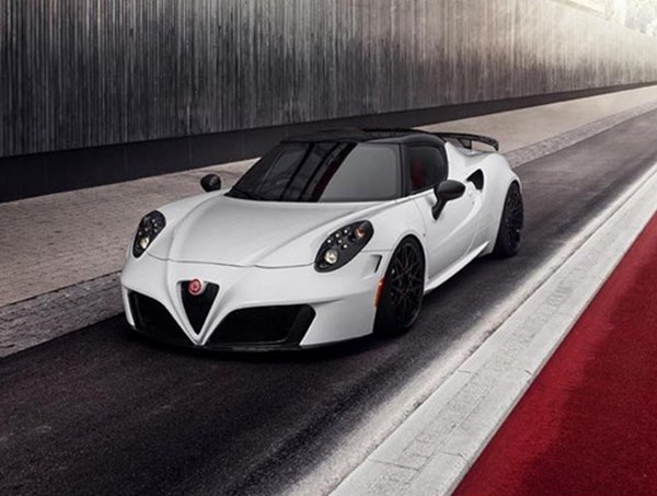 خودروهای جدید آلفا رومئو قابلیت رقابت با مازراتی را دارند