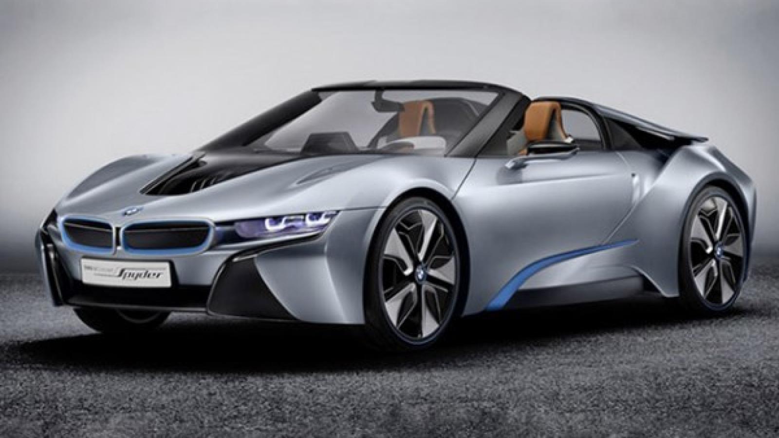 ب امو i8 رودستر از سال 2018 تولید خواهد شد - اجاره خودرو طباطبایی