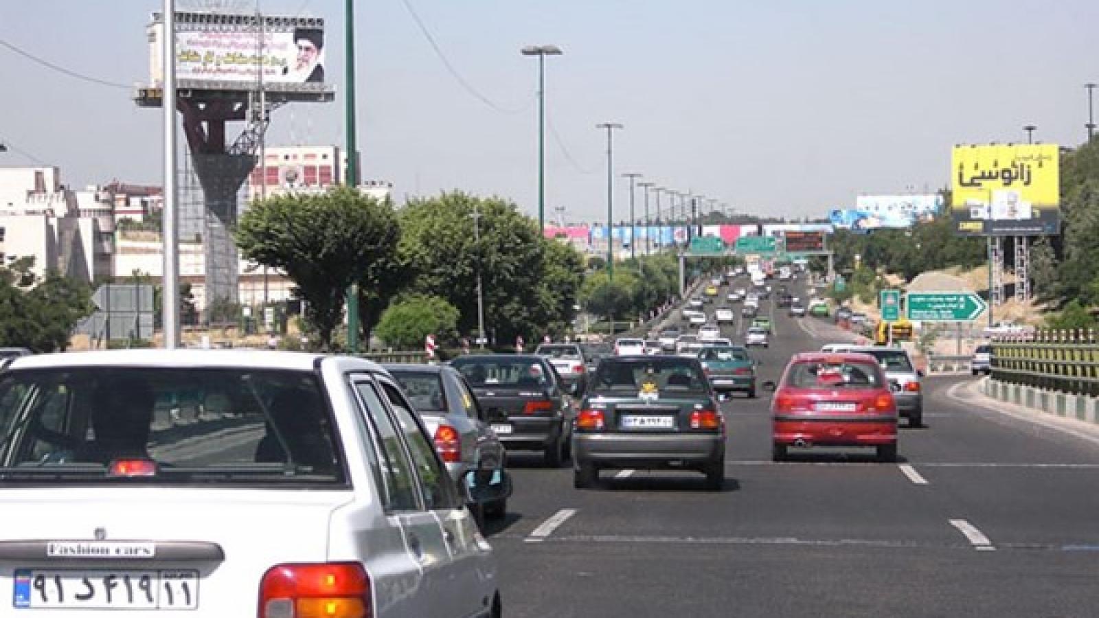 ترافیک شمال شرق تهران روانتر می شود - اجاره خودرو طباطبایی