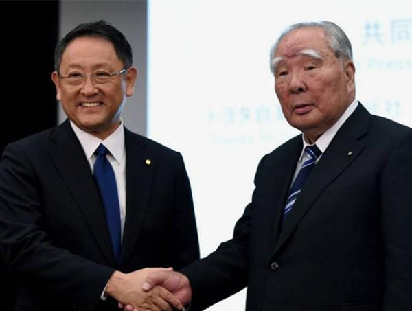 همکاری مشترک تویوتا و سوزوکی به منظور توسعه تکنولوژی های سبز و ایمنی - اجاره خودرو طباطبایی