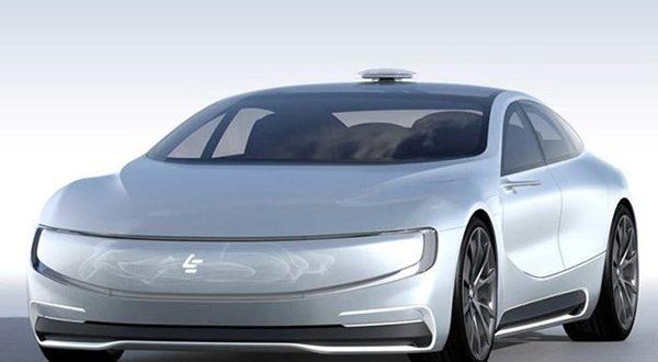 LeEco از یک خودروی خودران با نام LeSee Pro رونمایی کرد - اجاره خودرو طباطبایی
