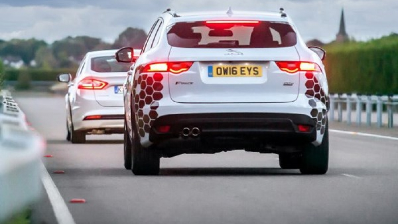 همکاری جگوار لندرور و فورد در زمینه فناوری خودروهای خودران - اجاره خودرو طباطبایی