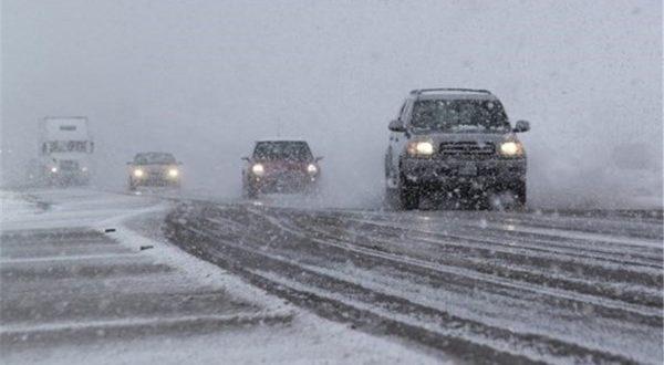برف و باران در جادههای 10 استان - اجاره خودرو طباطبایی