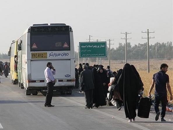 راه اندازی بزرگترین پارکینگ غرب کشور در مرز مهران - اجاره خودرو طباطبایی