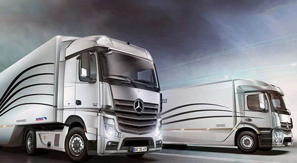 دایملر از توسعهی یک سیستم انقلابی برای پرداخت عوارض کامیونها خبر داد - اجاره خودرو طباطبایی