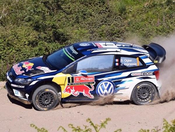 خروج فولکس واگن از مسابقات WRC در پایان فصل ۲۰۱۶