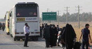 تردد خودروهای دولتی به پایانه مرزی مهران محدود می شود - اجاره خودرو طباطبایی