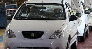 تولید انبوه تیبا دوگانه سوز یورو 4 در شرکت سایپا کاشان - اجاره خودرو طباطبایی